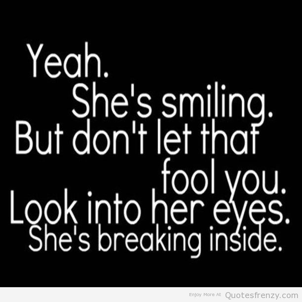 Sad Quotes About Depression: 17 Best Images About Depression Quotes On Pinterest