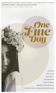 One Fine Day at the Miners Foundry, Sunday, March 7th, #NevadaCity #Wedding