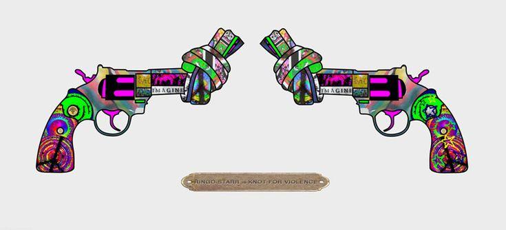 """Ринго Старр, """"Two Guns Knot"""" (2012 год)"""