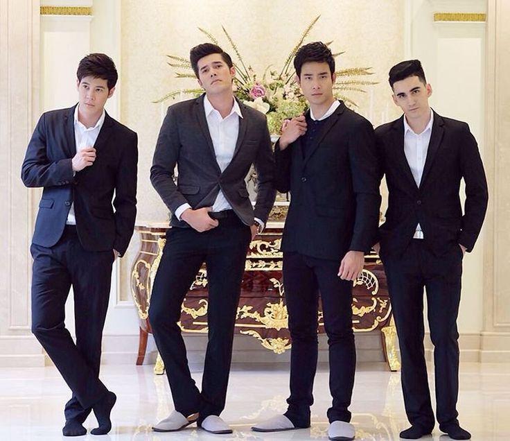 Golden dragon gang from karn la krang neung nai hua jai