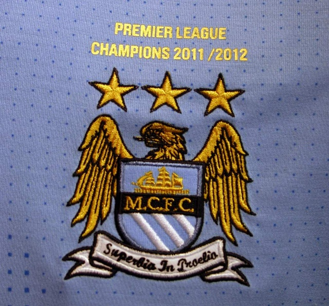 Manchester City: Premier League Champions