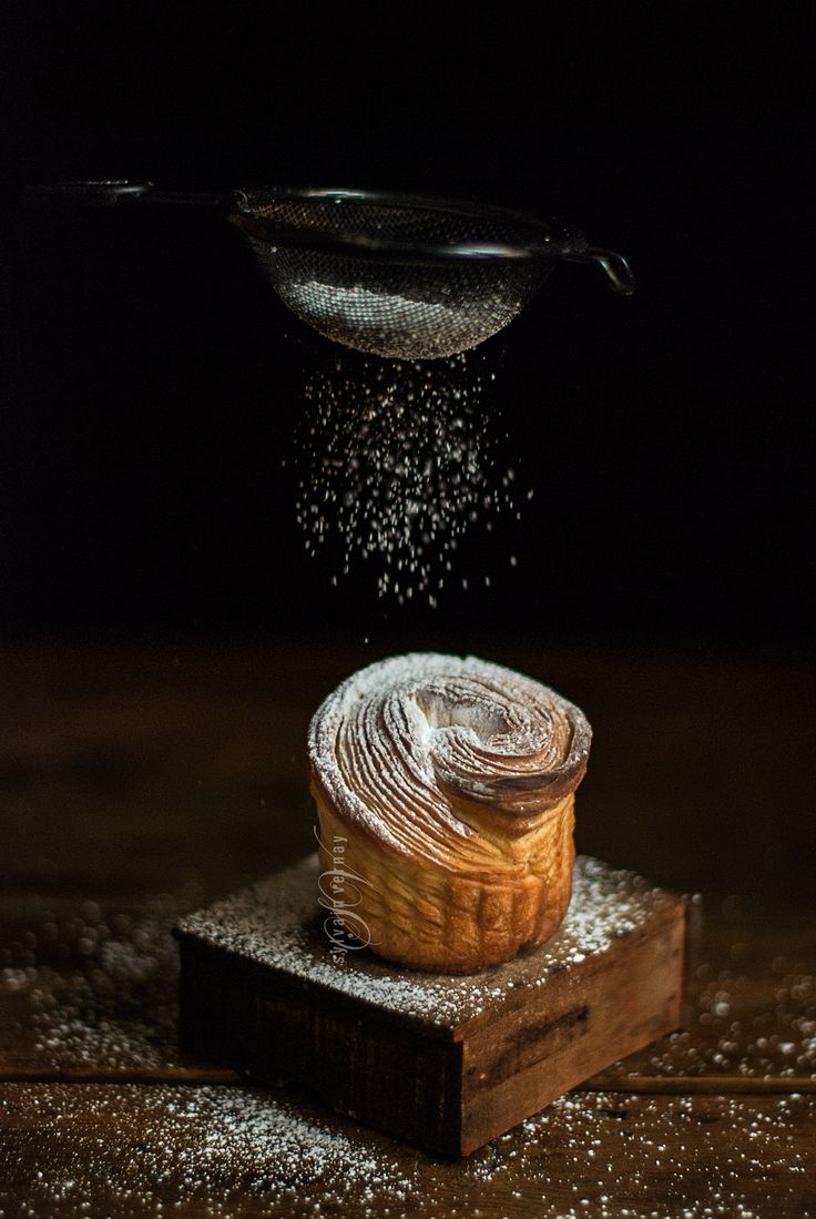 Sourdough cruffin. By Sylvain Vernay.