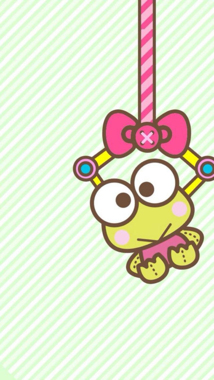 Hello Kitty Cute Sanrio Wallpaper Pin By Brenda Jane F On Paper Keroppi Wallpaper Hello