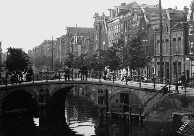 Lauriergracht 1891 (Jacob Olie)