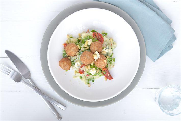 Fresh & Easy: Bloemkool stamppot (zonder aardappelen) - Uit Paulines Keuken
