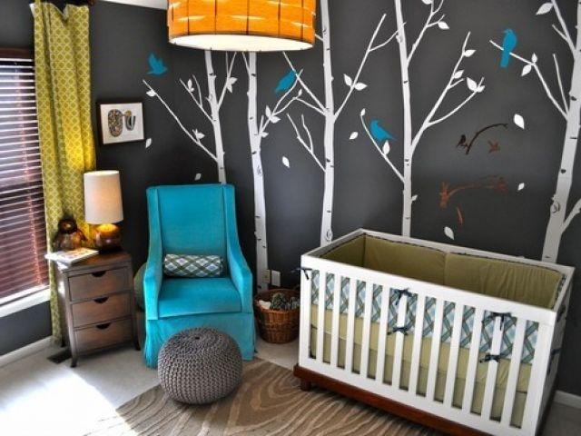 fun idea for a nursery