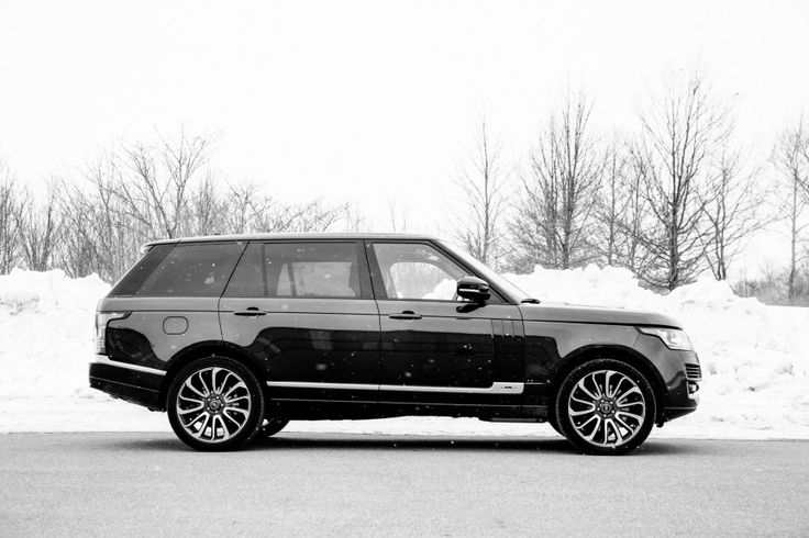 2014 Land Rover Range Rover Autobiography Black: $184,105 Via automobilemag.com
