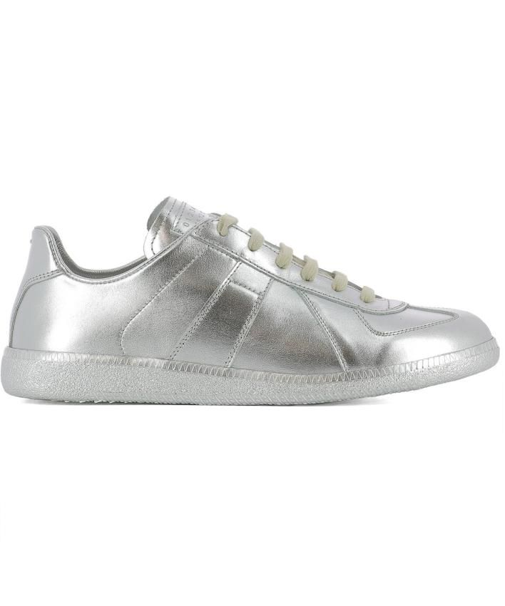 Maison Margiela Sneakers Reptile Maisonmargiela Shoes Maison