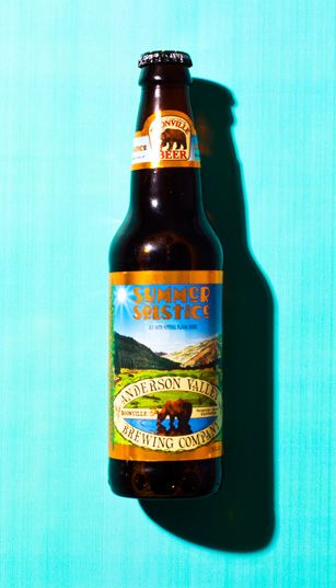 Anyone else try this? Yum! | Anderson Valley Summer Solstice Beer