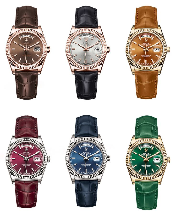 BASELWORLD: ROLEX Oyster Perpetual Day-Date
