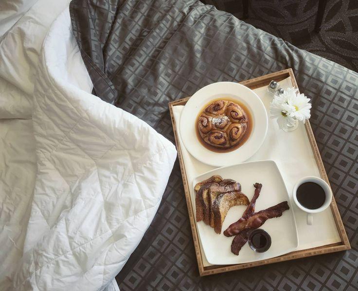 Looking forward to mornings at Proximity Hotel in Greensboro, NC