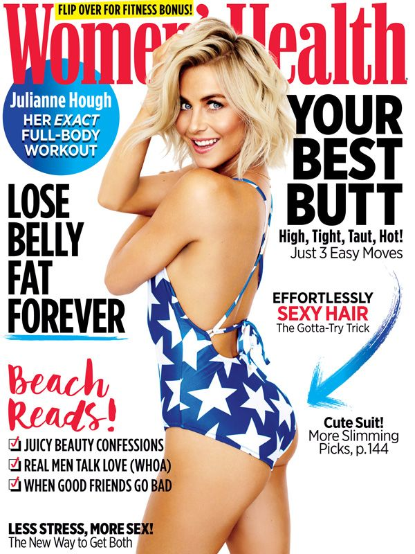 43 best Women's Health Cover Stars images on Pinterest