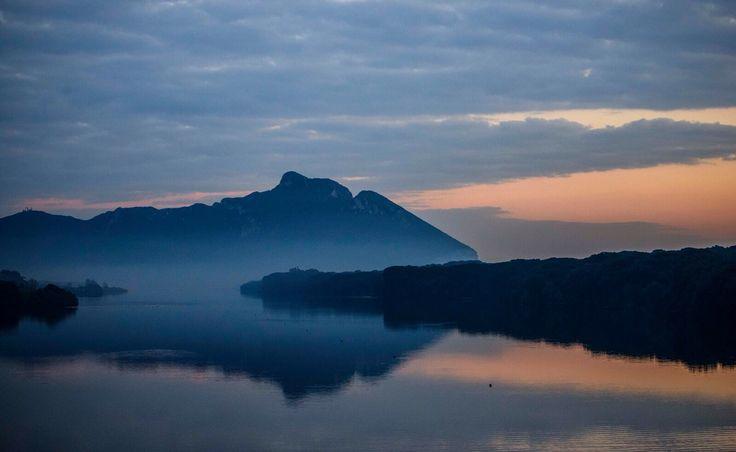 Sabaudia Lake