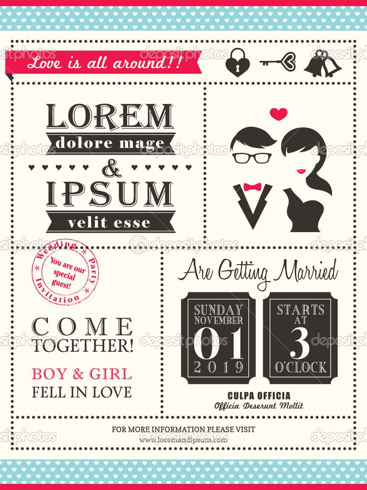 33 best RESEARCH formal invitation images on Pinterest Marriage - Formal Invitation