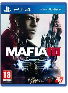 Take2 Mafia III (3) - Incls Family Kick-Back DLC on PS4 Includes Family Kick-Back DLC 3 Exclusive vehicles   weaponsItrsquo