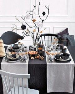 Elegant bordækning m. sølv og pailletter Lad dit nytår funkle og skinne. Skab festlig ...