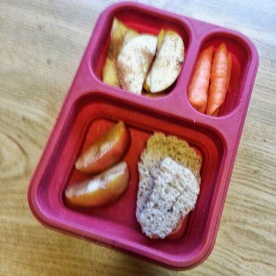 Olgamors finurligheter: Matpakker med tema og uten