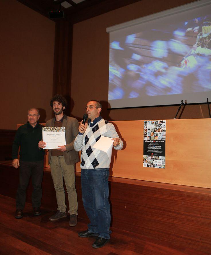 premiazioni concorso fotografico Emozioni di #Sartiglia - 1° premio categoria colore per Silvio Farina