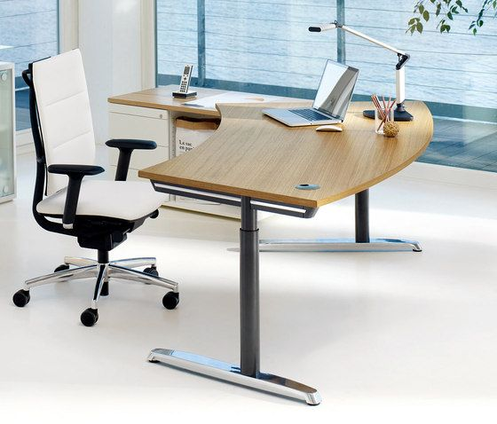 Individual desks | Desks-Workstations | Thales | Hund. Check it out on Architonic