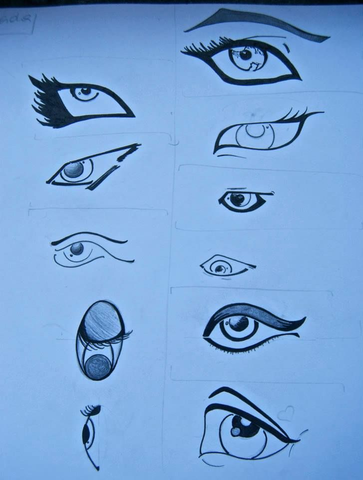 @drawdrawdraw * EYES