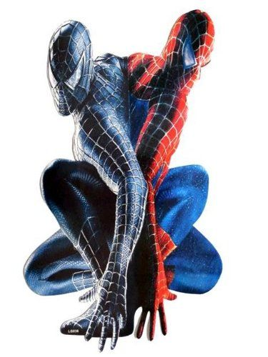 Spiderman Wall Decal. For Bodey