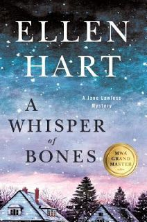 MysteriesEtc: Review:  A Whisper of Bones (Jane Lawless #25)  by...