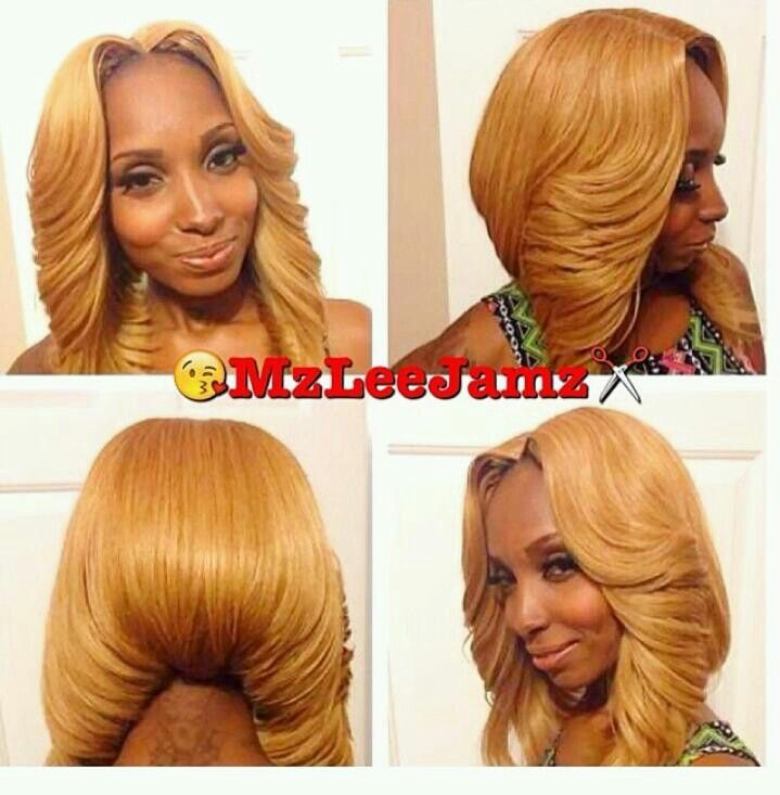 Medium Long Hairstyles, Black Hairstyles, Bob Hairstyles, Hairdos, Short  Hairstyle, Bob Styles, Short Styles, Hair Styles, Amazing Hair