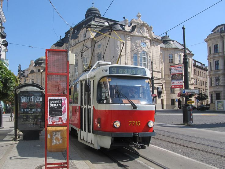 tram - Bratislava, SLOVAKIA. - The European Commission has approved a €63m grant from the EU Cohesion Fund for the €76·8m project to extend Bratislava's metre-gauge tram network ...