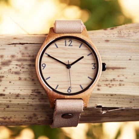 Bamboo Revolution - Local Wooden Wristwatch Brand
