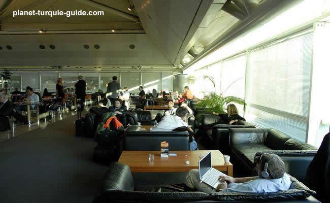 Aéroport Ataturk Istanbul IST Turquie