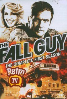 """The Fall Guy. Used to love this. """"#...'cause I'm the unknown stunt guy that made Eastwood look so fine...#"""" ;)"""