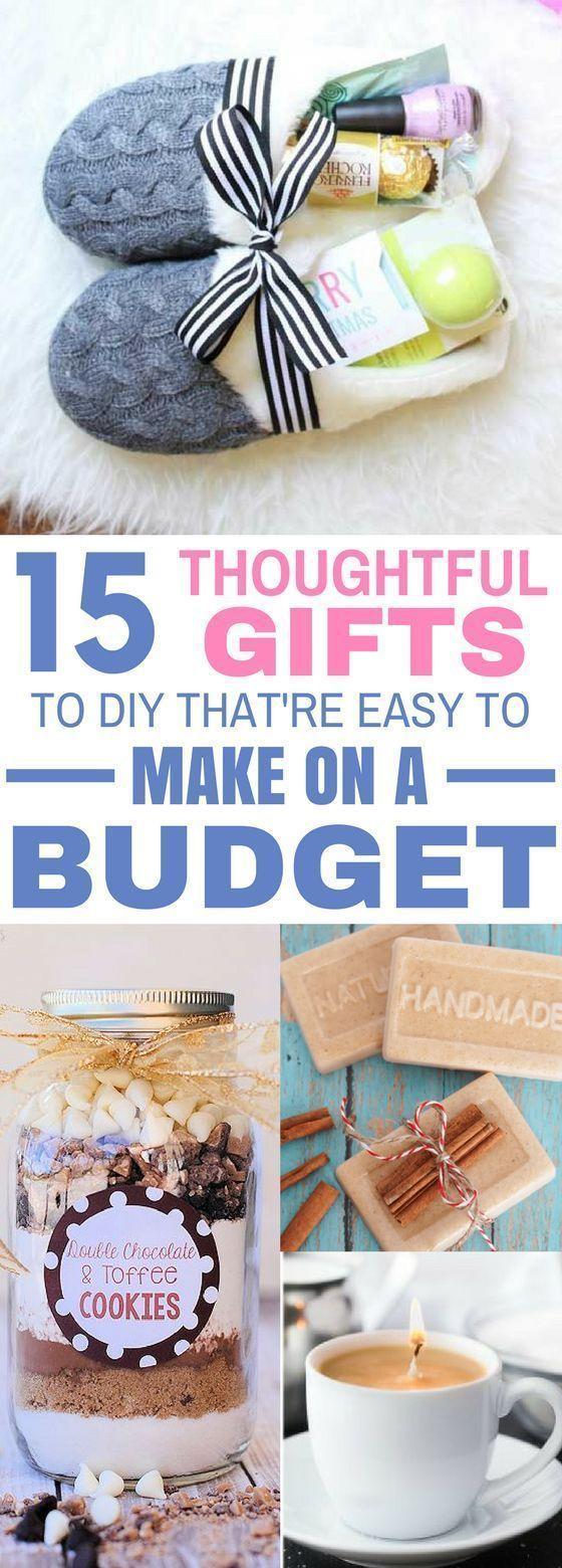 15 DIY Weihnachtsgeschenke, an die sich Ihre Lieben für immer erinnern werden