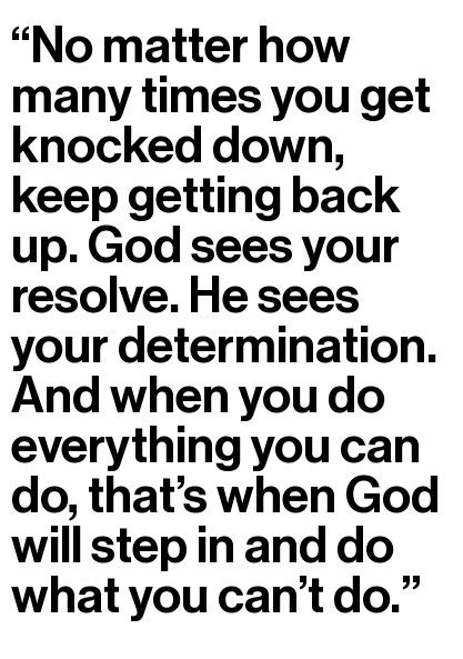 #GOD do what you can't