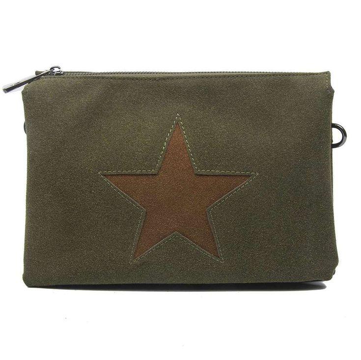 [Werbung] DAMEN 3xFACH CLUTCH STERN HAND-TASCHE Schultertasche Stofftasche Leder Optik BAG: EUR 6,95 (0 Bids)End Date: 14. Jan. 14:56Bid… – Italyshop24.com