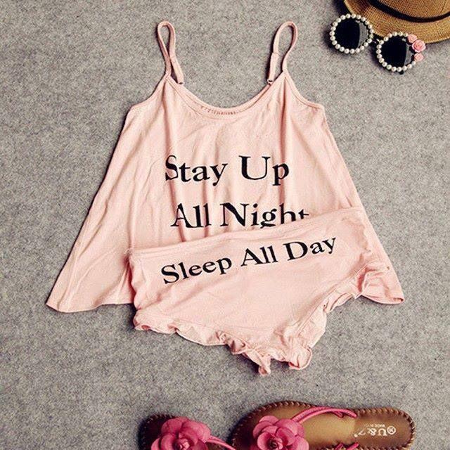 Cute pajamas