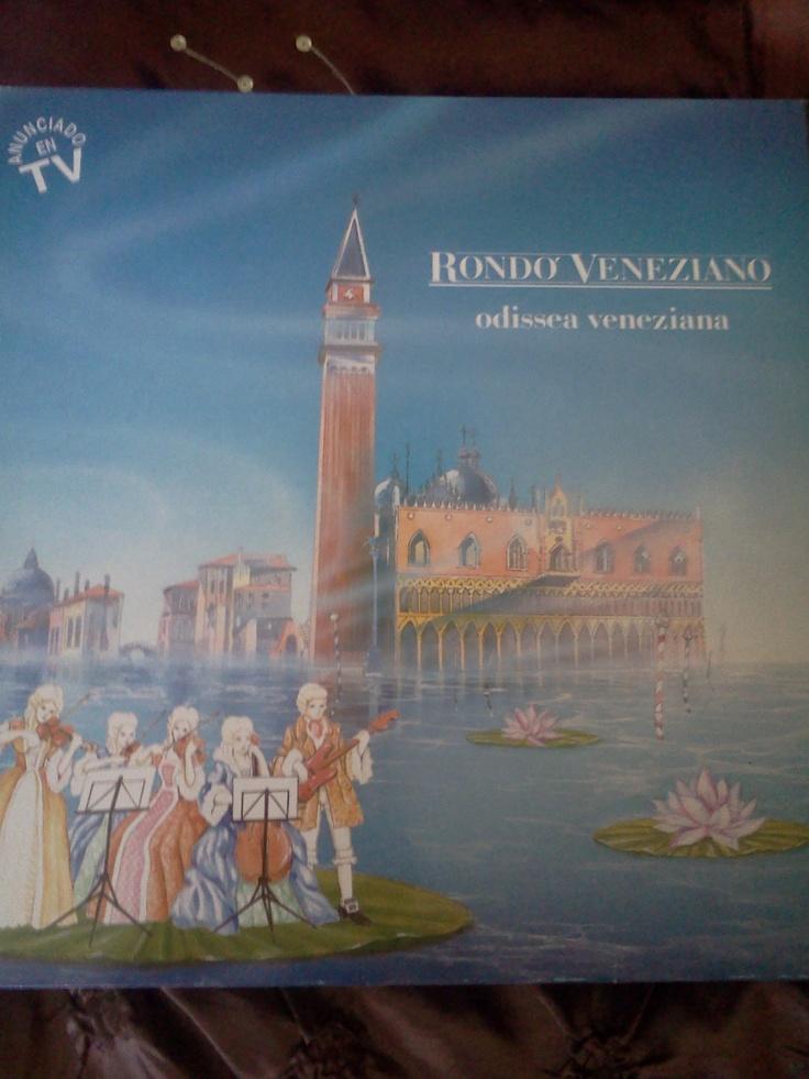 Rondo Veneziano, Odissea Veneziana