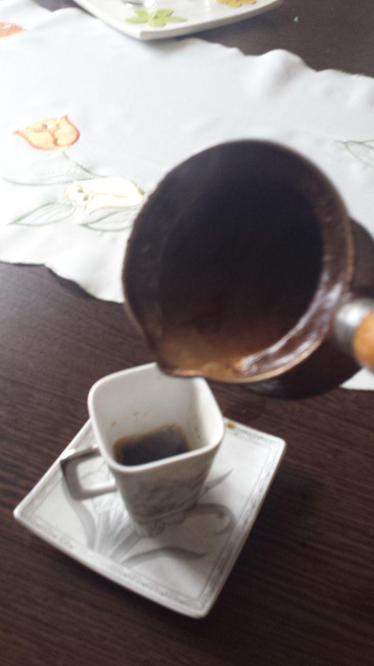 Cafeaua și punctuația