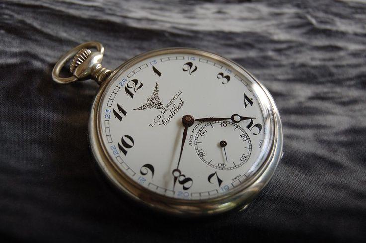 Cortebert Cal 616 Pocket Watch