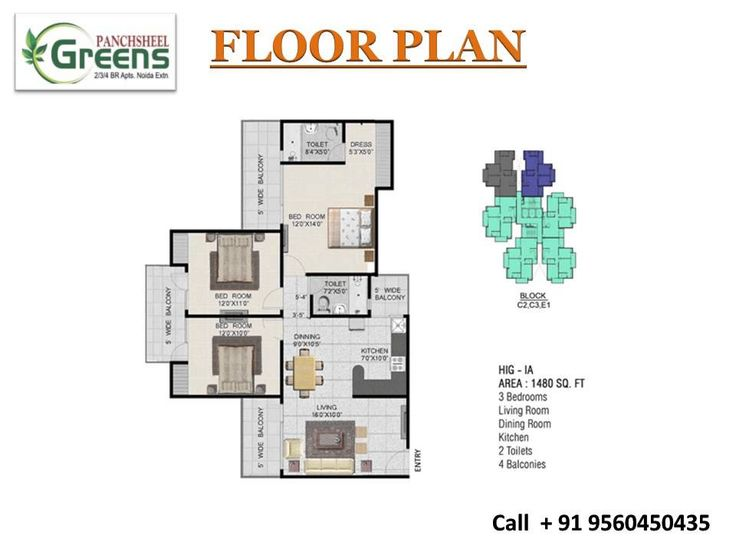 Panchsheel Greens– Affordable Properties in NCR Call + 91-9560450435