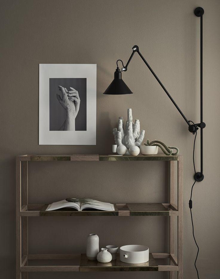 The Botanic (prototype for a shelf) by Riikka Kantinkoski & Pinja Rouger