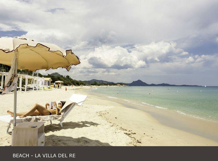 #lavilladelre #hotel: il tuo relax è un punto tra cielo e mare www.lavilladelre.com #costarei #sardegna #italia