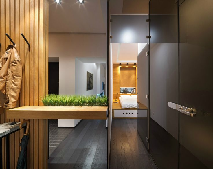 "17 Best Images About 1 Bed On Pinterest  1"" Square Feet And 15 Prepossessing 40 Sq Ft Bathroom Design Review"