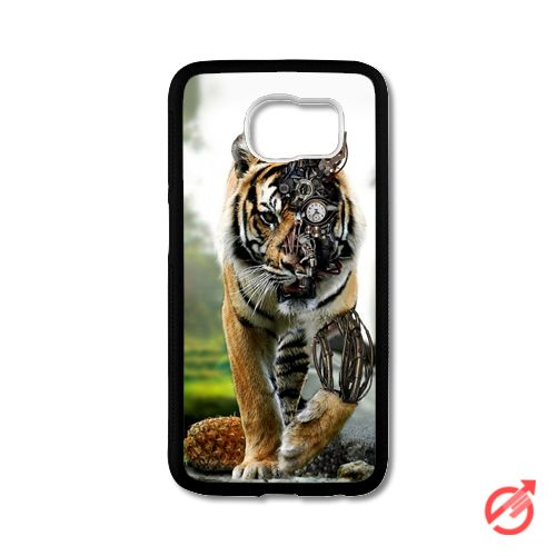 Tiger Robot Samsung Cases