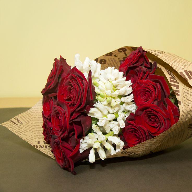 Buchet trandafiri TFS 053  