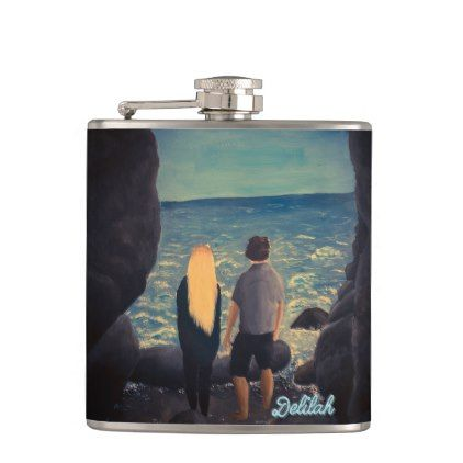 Captain Ahab's Flask - home gifts ideas decor special unique custom individual customized individualized