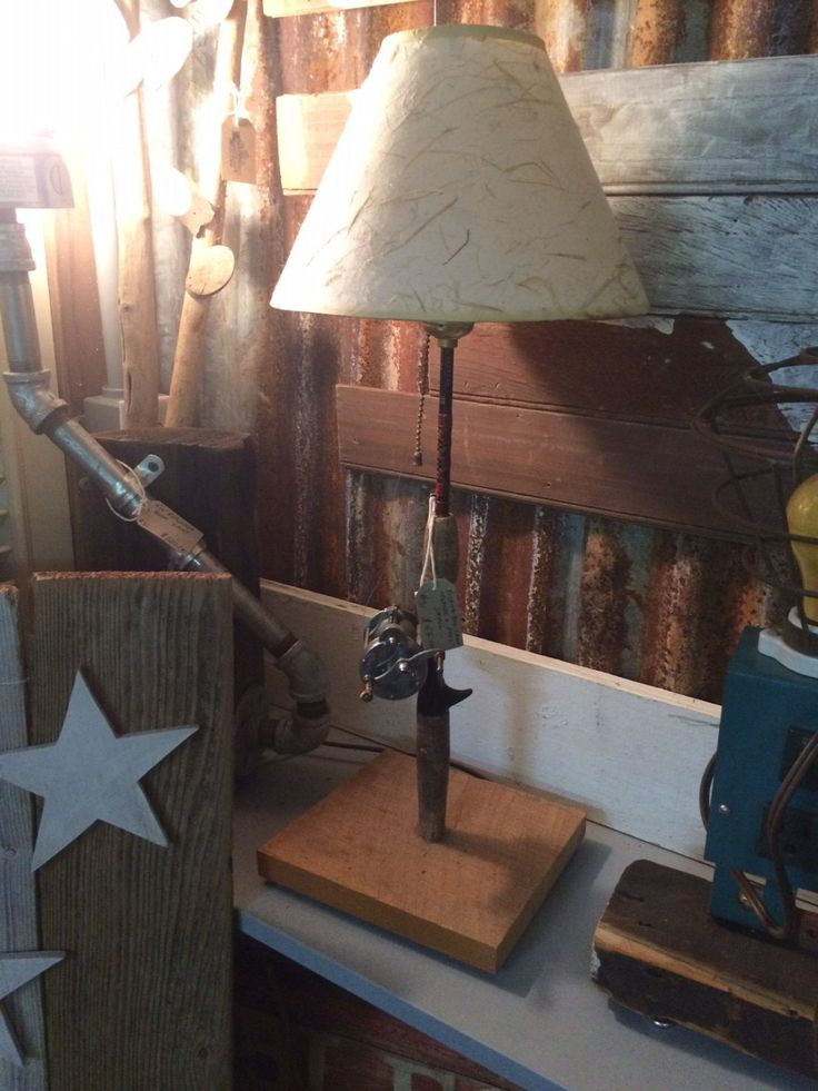 25 best ideas about pole lamps on pinterest 1950s decor for Fishing pole decor