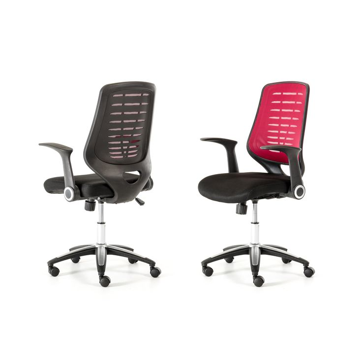 Modrest Diplomat Modern and Red Office Chair