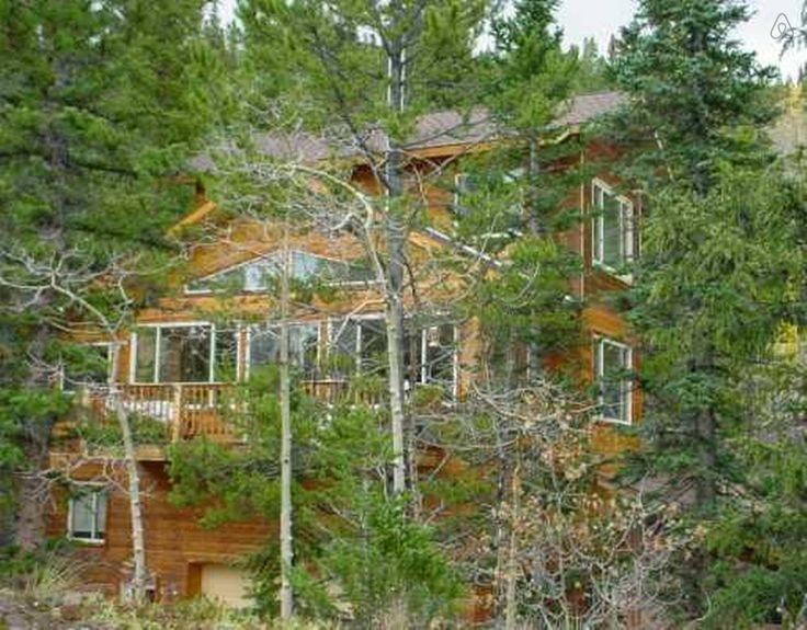 Treehouse in Breckenridge-Winter - vacation rental in Breckenridge, Colorado. View more: #BreckenridgeColoradoVacationRentals