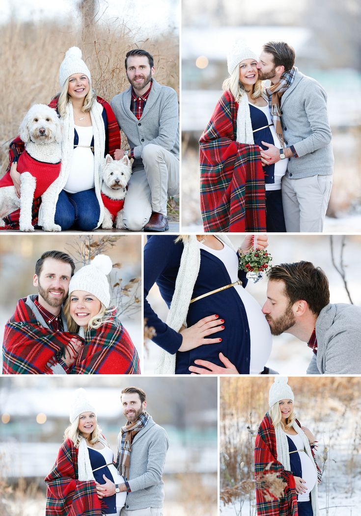 Winter outdoor maternity photography   lifestyle family and children's photographer   Chicago and North Shore photographer www.SweetNovemberPhotography.com