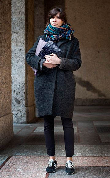 Repin Via: The Sartorialist #outerwearstyle #effortlesslychic